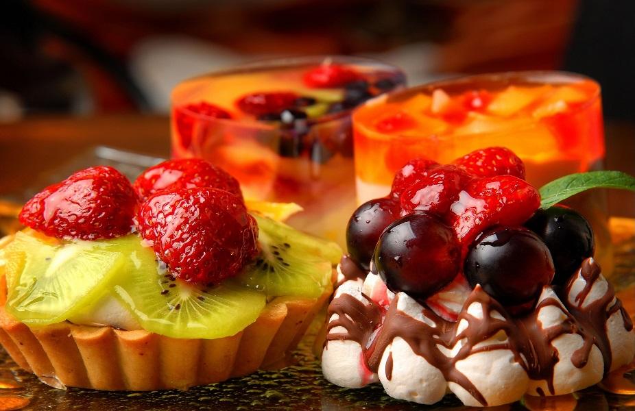 торты пирожные десерты кондитерские изделия