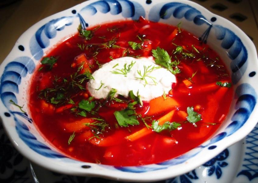 Реферат на тему супы холодные 7587